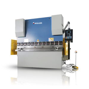 WC67K CNC Press Brake Machine with E300