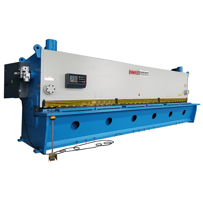 Heavy Duty Hydraulic Guillotine Shearing Machine