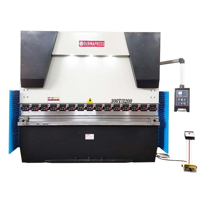 WC67K NC Hydraulic Press Brake Machine with E21